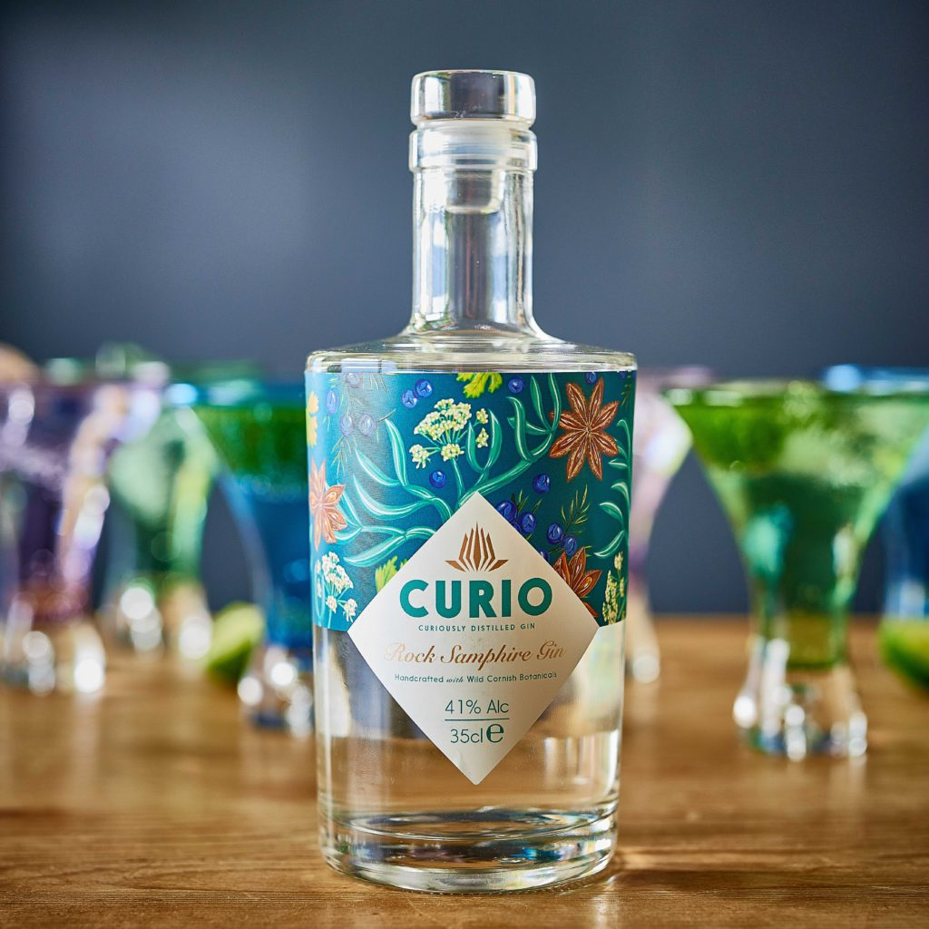 Curio Spirits, Artisan Craft Spirits