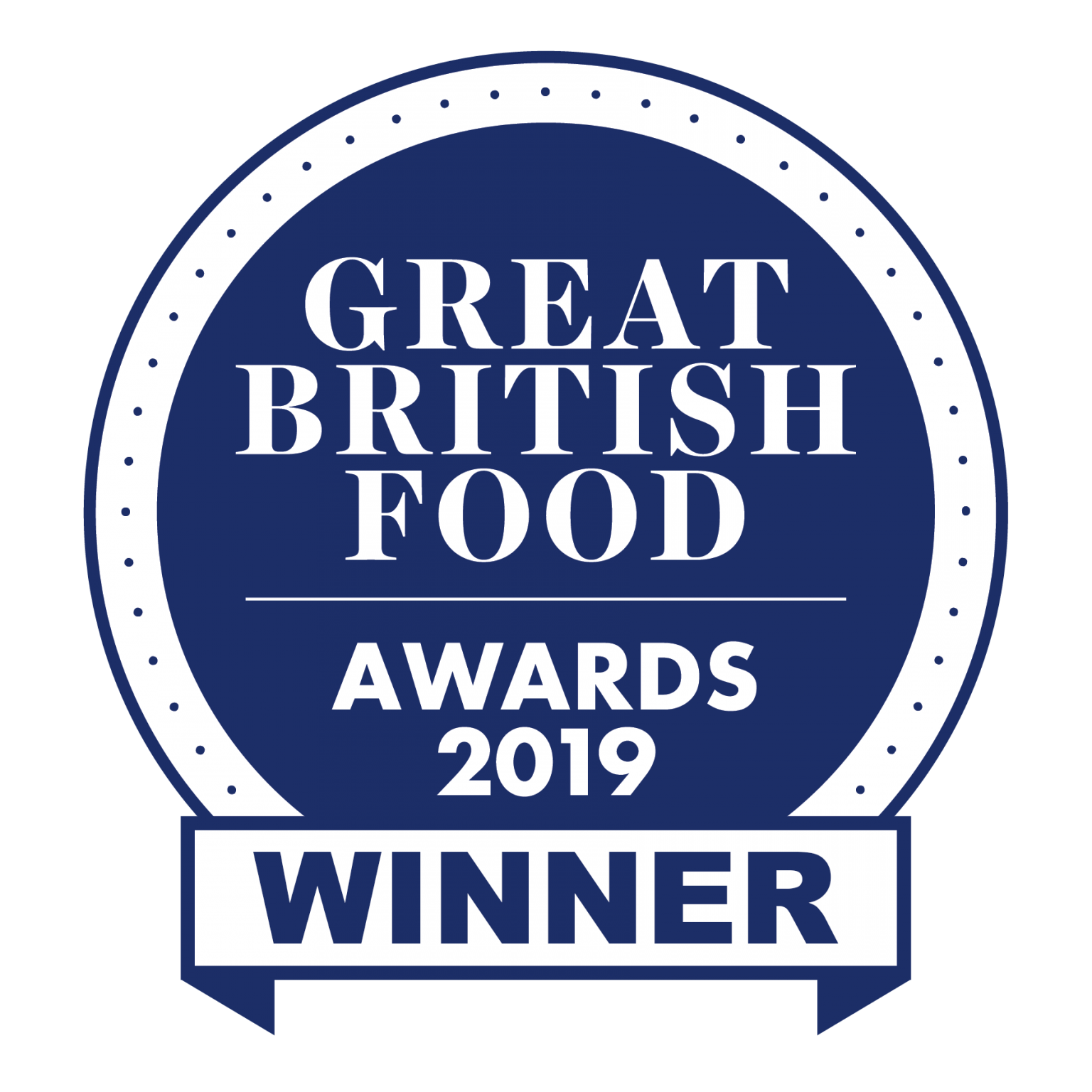 Great British Food awards Blueberry Gin Curio
