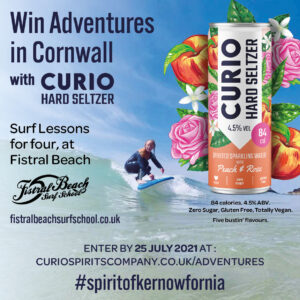 Win surf lessons for four
